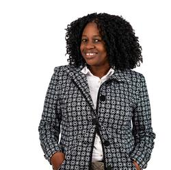 Andronica Lebelo, estate agent