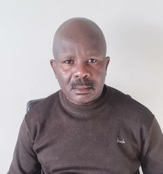 Victor Mokgojwa , estate agent