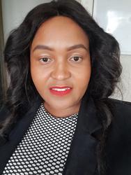 Mpho Ndlovu, estate agent