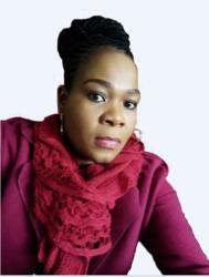 Noko  Mathobela, estate agent